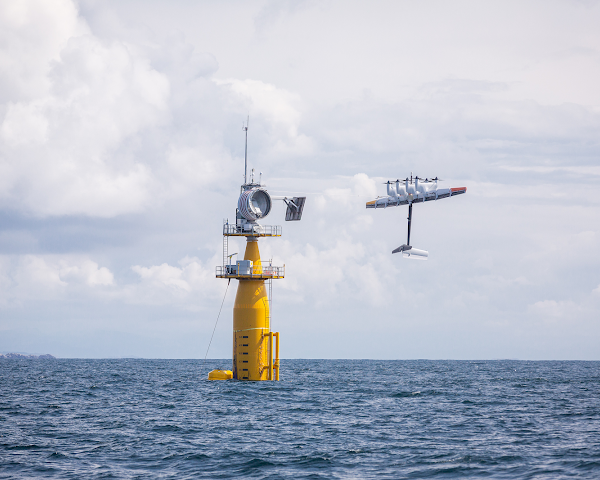 Makani takes to the ocean with Shell