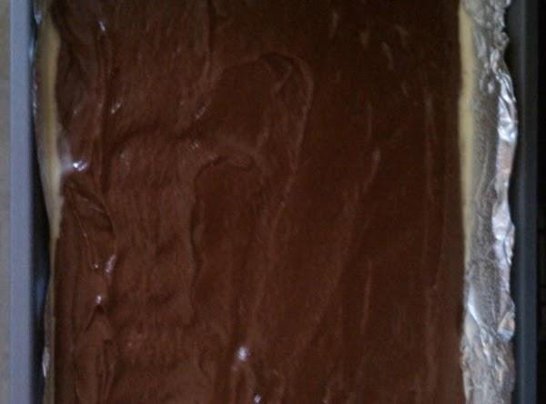 Combine butter, sugar, vanilla and eggs.  Add flour, cocoa powder and baking powder....