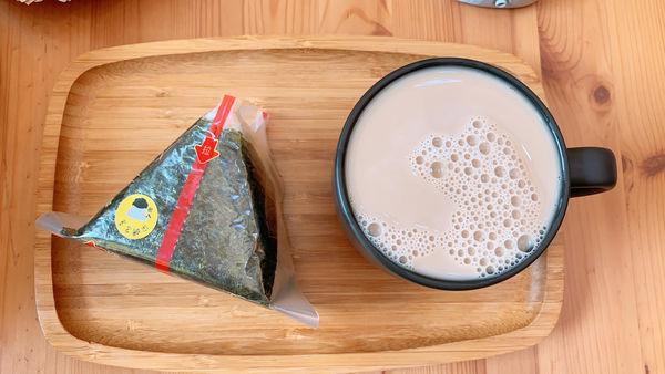 最愛的早餐在米八 我跟女兒的秘密基地早餐飯糰