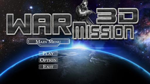 War Mission 3D