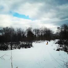 Photo: Cómo no enamorarse del #invierno en #Quebec que nos ofrece tanta variedad de #paisajes y #actividades.