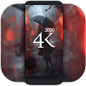 Live Wallpapers, Screen Lock, Ringtones - W.Engine icon
