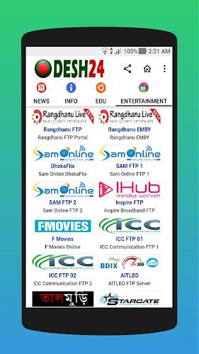 Desh24 - News, Info, Education & Entertainment APK   APKPure ai