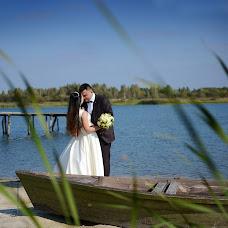 Wedding photographer Tetyana Kirchuk (TaniaK). Photo of 09.10.2017