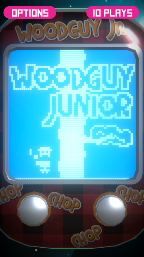 Woodguy Jr.- screenshot