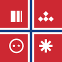 Logo Quiz Norge icon