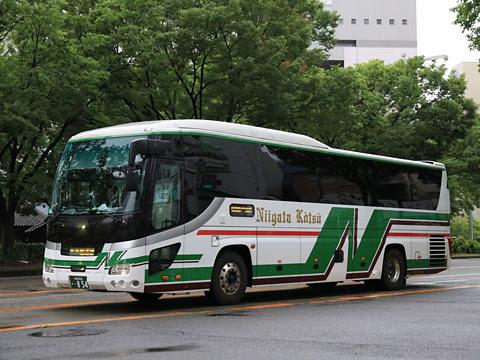 新潟交通「名古屋~新潟線」 ・854