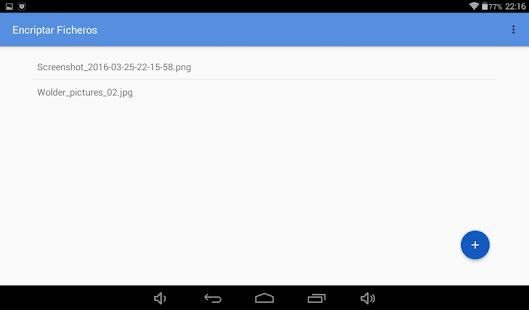 Encriptar Ficheros APK for Blackberry | Download Android APK