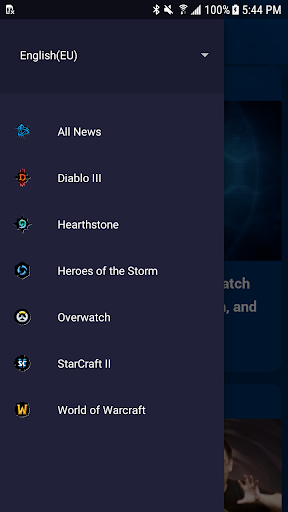 Blizz Newsfeed 0.5.3 screenshots 1
