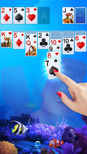 Solitaire Fish screenshot 12