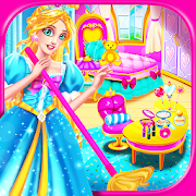 Princess Castle House Cleanup - Cleaning for Girls