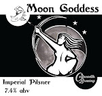 Coelacanth Moon Goddess