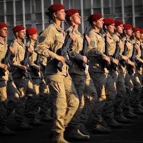 by Zeljko Kliska - People Professional People ( army, croatia, people, military,  )