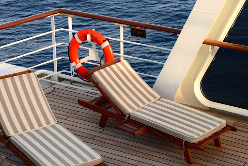 Adonia-Deck-Chairs.jpg - Stretch out and relax on sea days during your cruise days on Azamara's Pursuit.