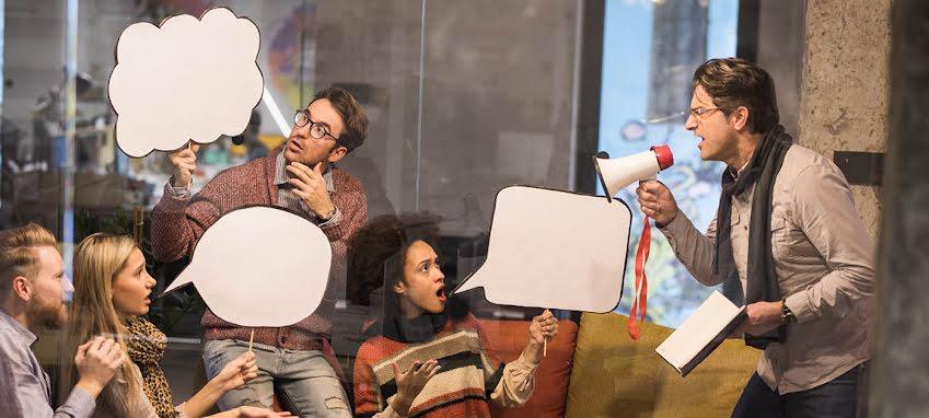 De svåra samtalen i arbetslivet