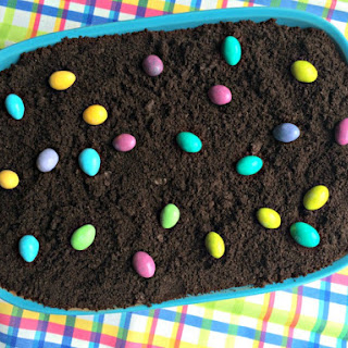 Dirt Delight {Easter Dessert}.