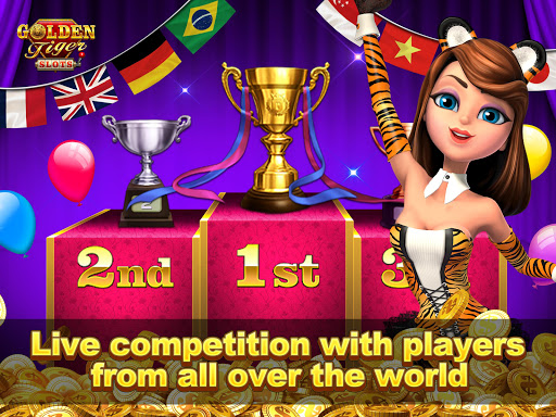 Golden Tiger Slots - Online Casino Game 1.3.0 screenshots 21