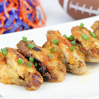 Crock-Pot® Slow Cooker Pineapple Sriracha Chicken Wings