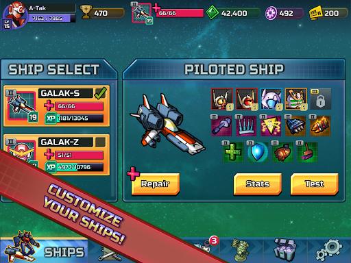 GALAK-Z: Variant Mobile  screenshots 14