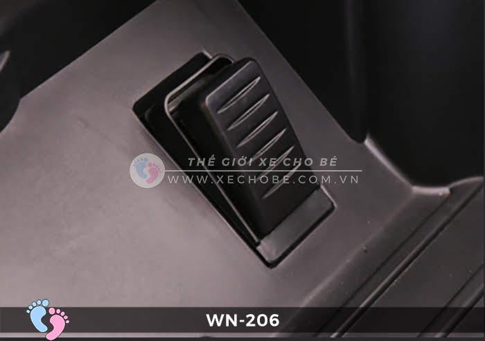 Xe ô tô điện địa hình tự lái WN-206 13