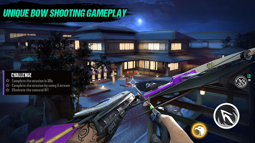 Ninja's Creed: 3D Sniper Shooting Assassin Game 1.1.0 screenshots 1