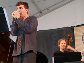Photo: Roni Eytan Harmonica, Ben Street Bass withDanilo Perez Panama 500