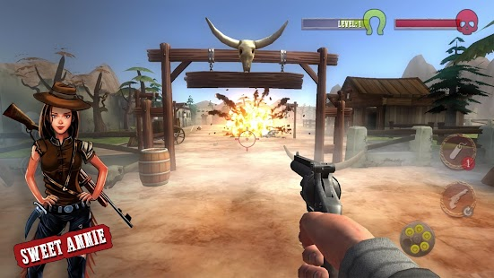 Call of Outlaws- screenshot thumbnail
