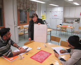 Photo: International Friends Café gives families, single persons and groups a place where they can meet other people and share experiences. Friends Café is for chatting, learning language and environment and having a cup of coffee or tea. Friends Café is a place for interaction between refugees, immigrants and local residents through various activities and we act as a low threshold meeting place and information point. Friends Café is helping people who have just moved here from another country to adapt to the new environment. Please come and enjoy the time together and find new friends in Kyläkeskus Kultanummi, Vanhan Vaasan katu 8 every Tuesday at 5 pm.
