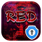 red Theme- AppLock Pro Theme