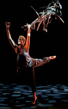 Photo: Sticks and Stones Choreography: Michelle Brown Dancer: Michelle Brown Photo by: Brian Passey