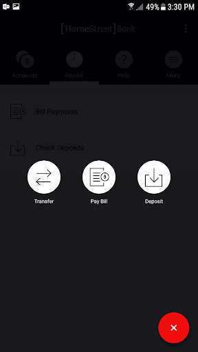 HomeStreet Mobile Business app (apk) free download for Android/PC/Windows screenshot