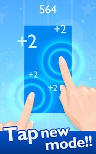 Tap Blue - Piano Tiles v1.7.078