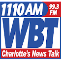News Talk 1110 WBT icon