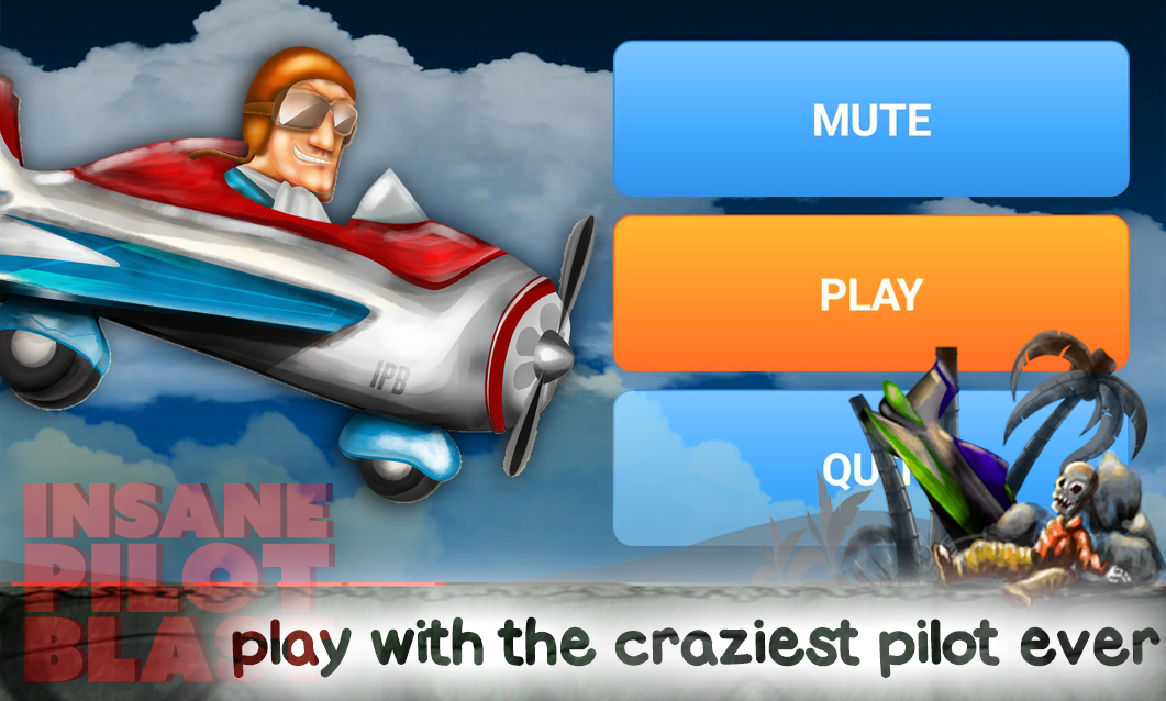 Flight Pilot - Crazy Fly- screenshot