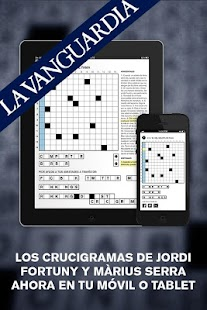 Crucigramas de La Vanguardia- screenshot thumbnail
