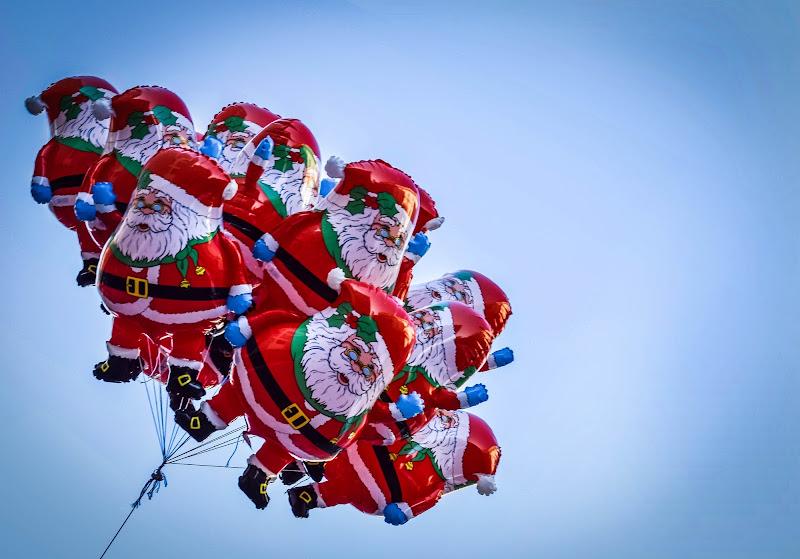 Natale ... in volo di alidabrivio