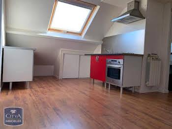Appartement 2 pièces 18,35 m2
