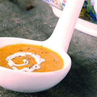 Empty Fridge Vegetable Soup