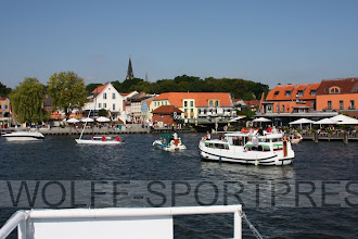 Photo: Malchower See in Malchow