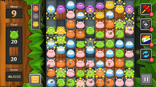 Jungle Match Puzzle screenshots 8