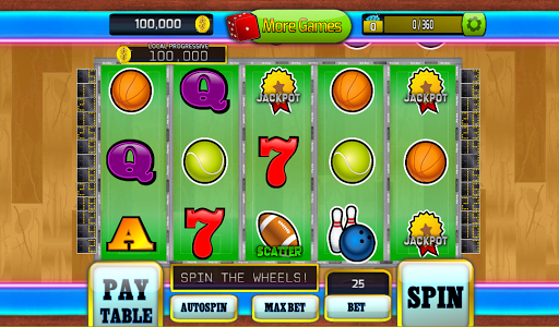 Sport Star Slots Casino PRO
