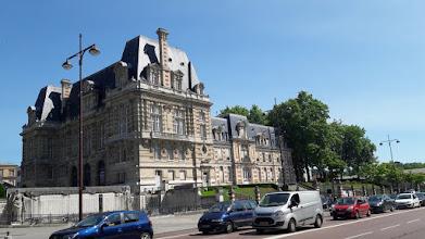 Photo: Mairie de Versailles, 19/06/2017
