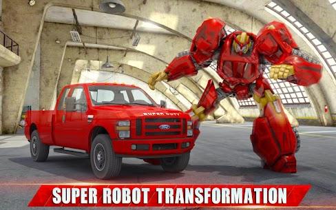 Car Robot Transformation 19: Robot Horse Games 1