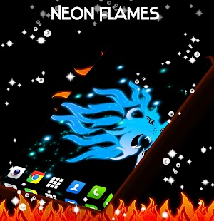 neon flame motorcycle wallpaper - photo #38