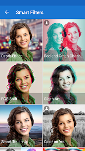 Photo Lab Picture Editor: face effects, art frames Apk Download For Android 6
