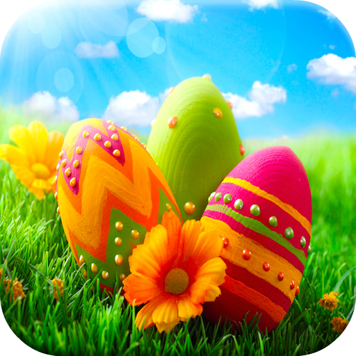 Easter Photo Frames LOGO-APP點子