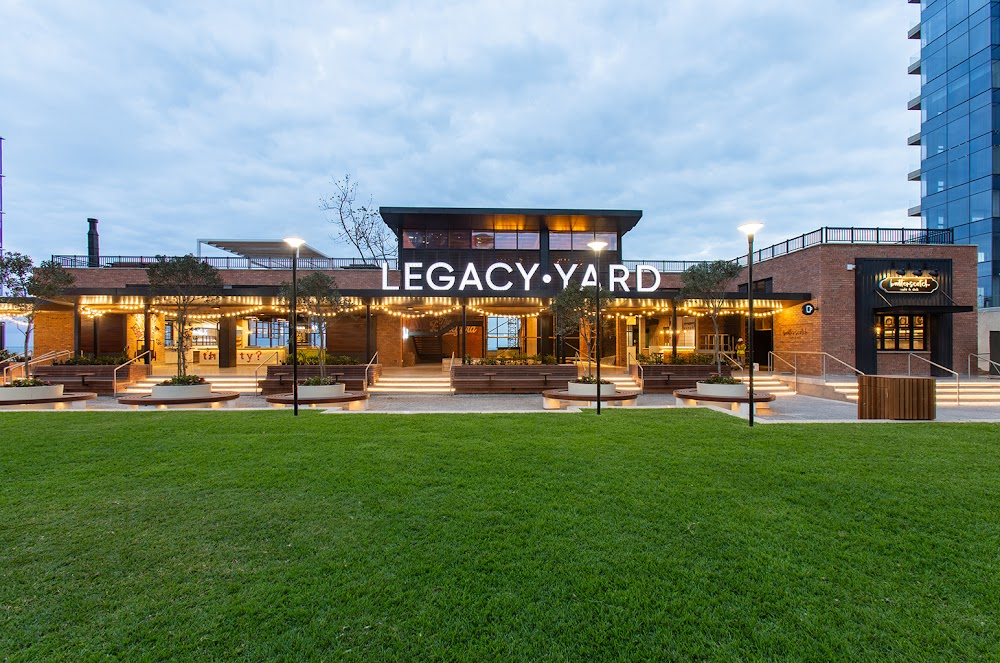 Umhlanga Arch's Legacy Yard offers a dynamic casual dining ...