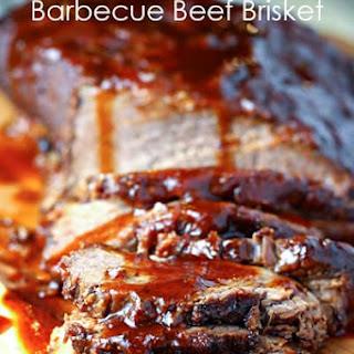 Best Slow Cooker Barbecue Beef Brisket Recipe