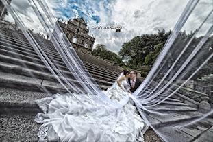 artistic veil photo