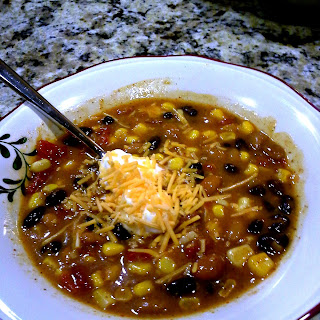 8 Can Taco Soup.